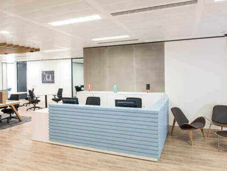 Regus - Tour de Lyon